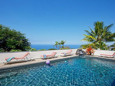 Photo for Stunning Ocean View, Pool & Hot Tub, 5 bdms, 4.5 bths Mintues to Magic Sands Bc