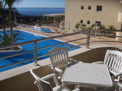 Photo for 2BR Apartment Vacation Rental in Playa Paraiso, Tenerife