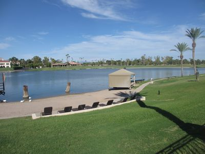 Photo for McCormick Golf Resort Scottsdale: Golf & Lake View: Cls to Old Town, Camelback