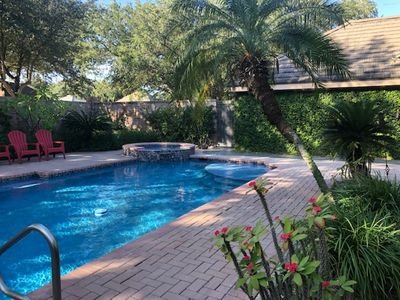 Photo for Great Location! Single Level entire McAllen Home with private Swimming pool