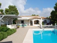 Lovely villa, great location. Well furnished
