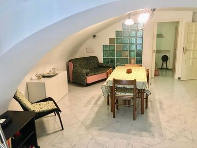 Photo for 1BR Apartment Vacation Rental in Vietri Sul Mare, Campania