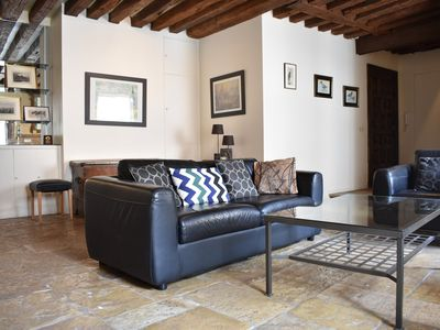 Photo for Charming 1 Bedroom Flat In Le Marais - One Bedroom Apartment, Sleeps 2