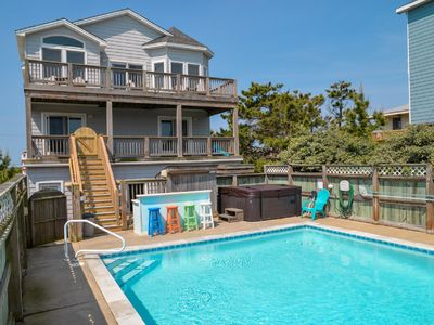 Photo for Check in Early and enjoy this lavish Oceanfront home - 705