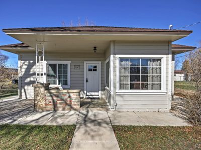 Photo for Cozy 3BR Panguitch House Near Ntl. Parks!
