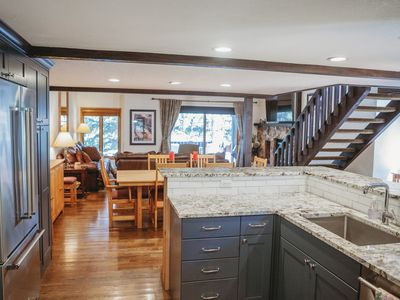Photo for Spring Sale! Updated Beaver Creek 4BR/4BA on Free Shuttle with Hot Tub