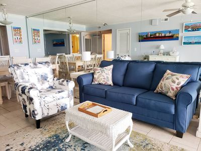 Photo for Emerald Surf #508 Gulf Front 2 Bedrooms, 2 Baths