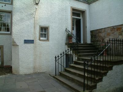 Photo for 2BR Apartment Vacation Rental in St Andrews, Fife