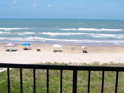Photo for Waterfront condo w/ shared pool, shared hot tub, and beach access!