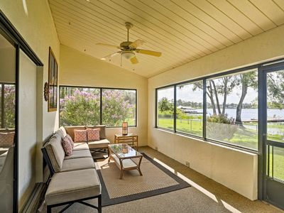 Photo for NEW! Peaceful Waterfront House w/ Lake Hill Access