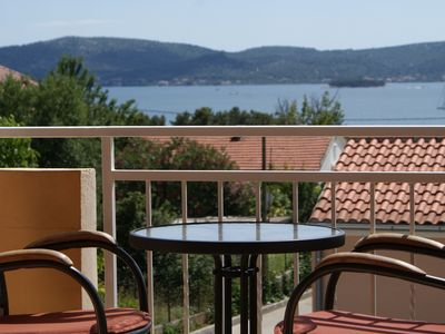 Photo for Apartament for 2 persons by the sea, sea view, beach 250m