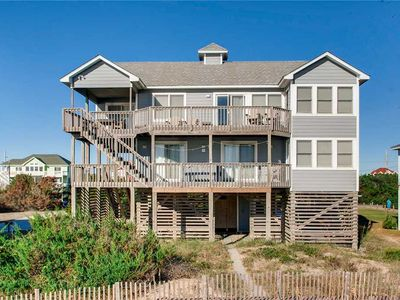 Photo for Picturesque Oceanfront Views in Avon w/ Cmty Pool, Hot Tub, Just Steps to Beach