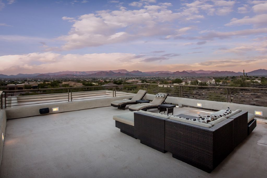 Entertainment House With Great Views and Casita - Phoenix