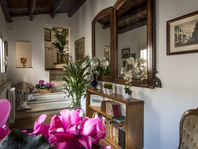 Photo for RESIDENCE TORREMUZZA - CHARMING HOUSE IN THE HEART OF PALERMO with a lovely view