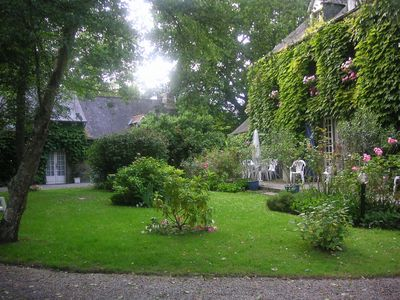 Photo for 1BR Guest House Vacation Rental in Pleugueneuc, Bretagne