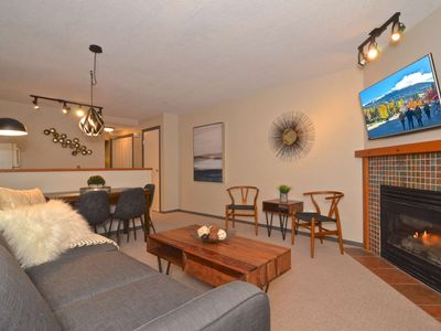 Full RENOVATION July 2017- Beautiful modern townhouse plus PRIVATE HOT TUB; Village North location.