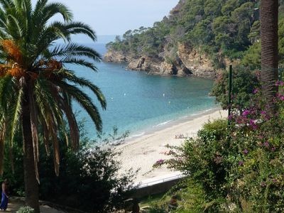 Photo for 1BR Apartment Vacation Rental in LE RAYOL CANADEL