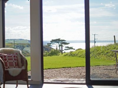 Photo for Vacation home Cae Cwpwl in Aberystwyth - 2 persons, 1 bedrooms