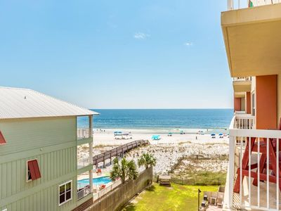 Photo for June 10- 16 $205 Per Night!!  2 Bed/2 Bath - Beachfront