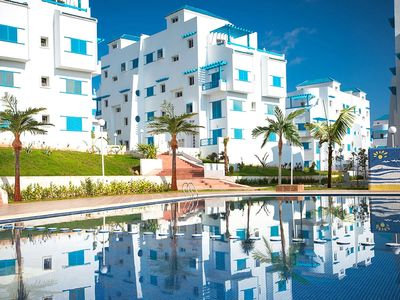 Photo for Superb apartment 2 minutes from the beach 4561