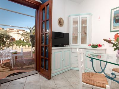 Photo for 1BR Apartment Vacation Rental in Santa Teresa di Gallura, Sardegna