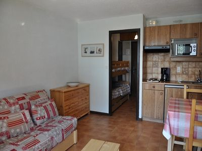 """Photo for Residence """"Le Triolet"""" located in the sector of Contamines. Residence in a subdivision of three"""