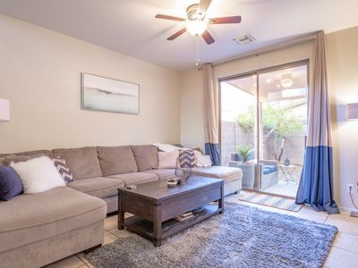 Photo for Spacious Home on Tempe/Scottsdale Border, Golf Course Adjacent,  Near Spring Training Fields, Shopping and More! Perfect for a Family Vacations and Pet Friendly!