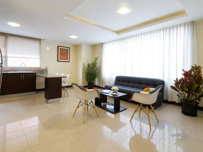 Photo for Sol Marina Quito Apartment