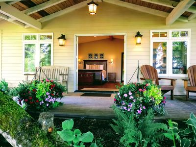 Photo for 1BR Guest House/pension Vacation Rental in Carlton, Oregon
