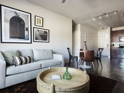 Photo for Sonder | Pearl District | Airy 2BR + Balcony