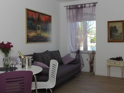 Photo for In the center of Supetar with Internet, Air conditioning, Parking, Terrace (740132)