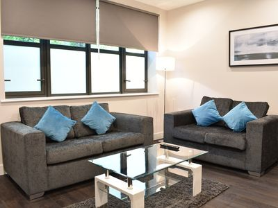 Photo for Stylish 1 Bedroom twin apartment - Watford, with transport links to Central London