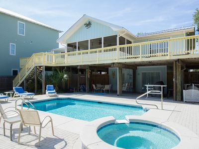 Welcome to Seasons in the Sun!  Beautiful home - sleeps 13, private pool