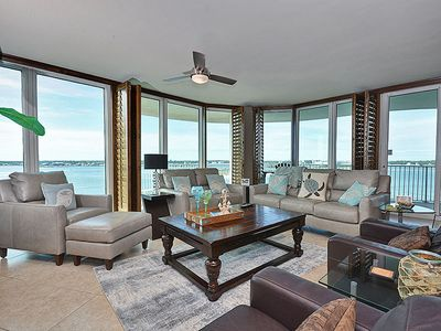 Photo for NEW DECOR - Caribe Resort B602 Great Views of the Bay - 1PM Check In Option
