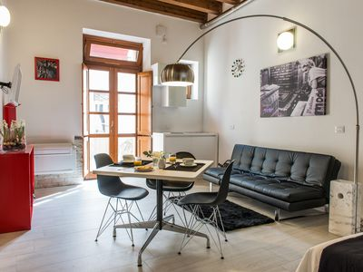 Photo for Cosy loft in Cagliari city center