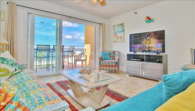 "Photo for Quaint Getaway with Views of Gulf and Intracoastal on Prestigious ""Narrows"" of IRB!"