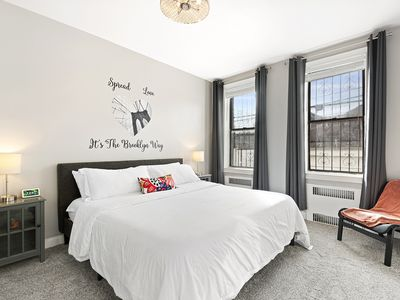 Photo for Bright Comfortable Stylish Modern Spacious Brooklyn Stay 🌟🌟🌟🌟🌟