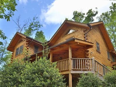 Photo for Only 5mi from Pigeon Forge & minutes from Dollywood! Free Access to Pool, Putt Putt, Fishing & More!