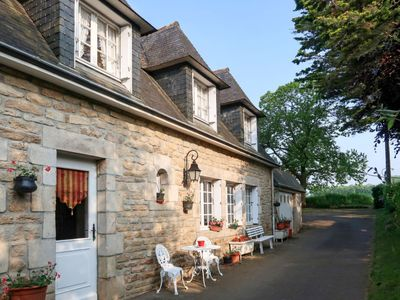Photo for Vacation home Les Camelias (LFF100) in La-Forêt-Fouesnant - 5 persons, 3 bedrooms