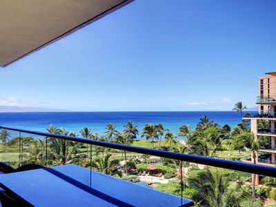 Photo for KAI MALINA PROPERTIES-Konea 503 HUGE Panoramic Ocean/Sunset Views 2 Bed/2Bath