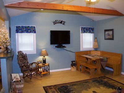 Photo for Moose Tracks 3Br 1Ba 10 Min. From Clare