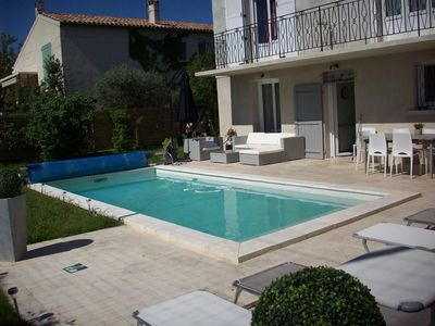 Photo for Detached house with pool in the South Luberon