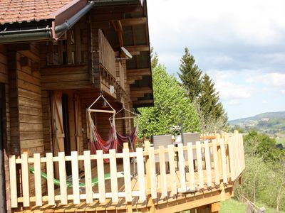 Photo for Independent charming chalet of 85 m2
