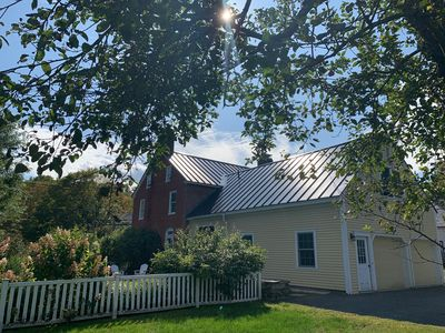 Historic Vermont Village Home & Guest Suite - Hike, Bike, & Relax