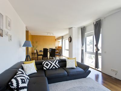 Photo for Luxurious Duplex | Garage & Terrace by Host Wise