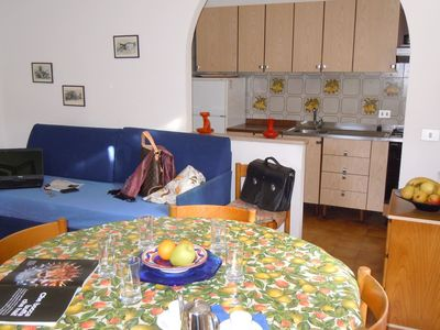 Photo for Apartments in villa consists of 4 apartments, two downstairs and two upstairs. Garden or terrace. Su