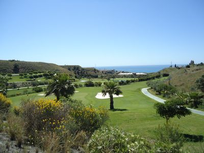 Photo for Penthouse on the COSTA DEL SOL golf course