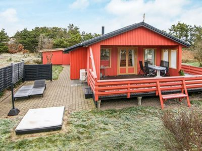Photo for Luxurious Holiday Home in Henne with Sauna