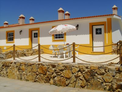 Photo for The certainty of a relaxing holiday in the quiet of the countryside,near t beach