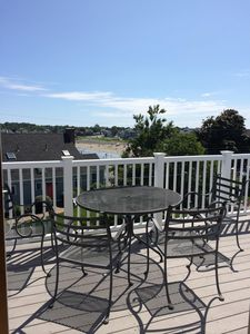 Photo for Beautiful 2 bedroom unit overlooking Short Sands beach in York Maine